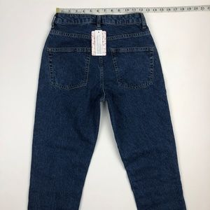 We The Free Jeans - NWT We the Free by Free People Mom Ankle Jeans